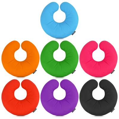 Honeymoon Travel Pillow Available in Various Bright Colours